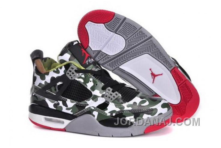http://www.jordanaj.com/spain-nike-air-jordan-4-iv-retro-mens-shoes-camo-green.html SPAIN NIKE AIR JORDAN 4 IV RETRO MENS SHOES CAMO GREEN Only $89.00 , Free Shipping!