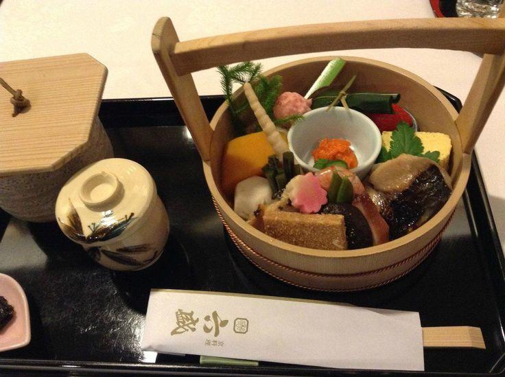 美味しい手桶弁当が食べられる!京都にある人気料亭「六盛」について - Find Travel