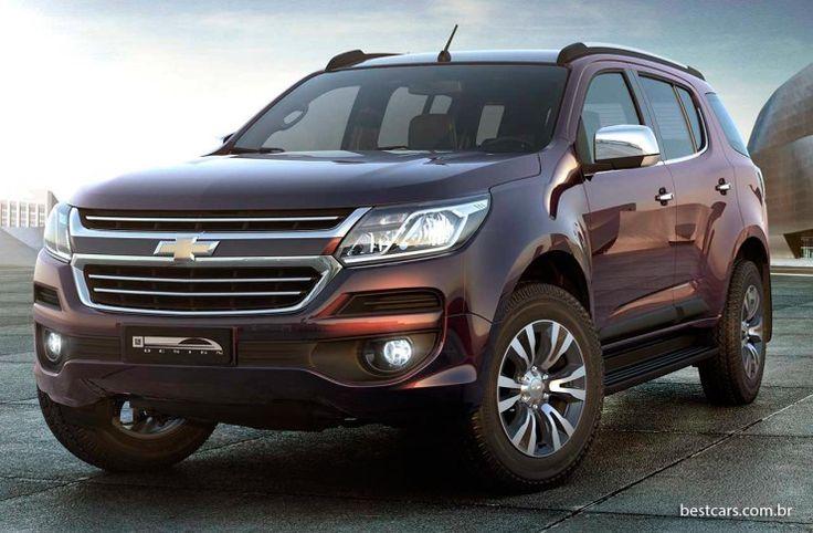 Chevrolet Trailblazer renovado:  R$ 160 mil a R$ 190 mil