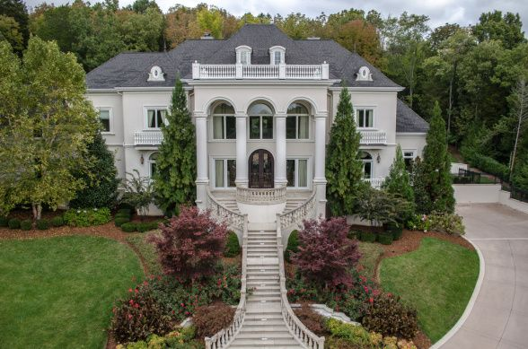 Nashville And Brentwood TN Celebrity Homes Of The Stars ...