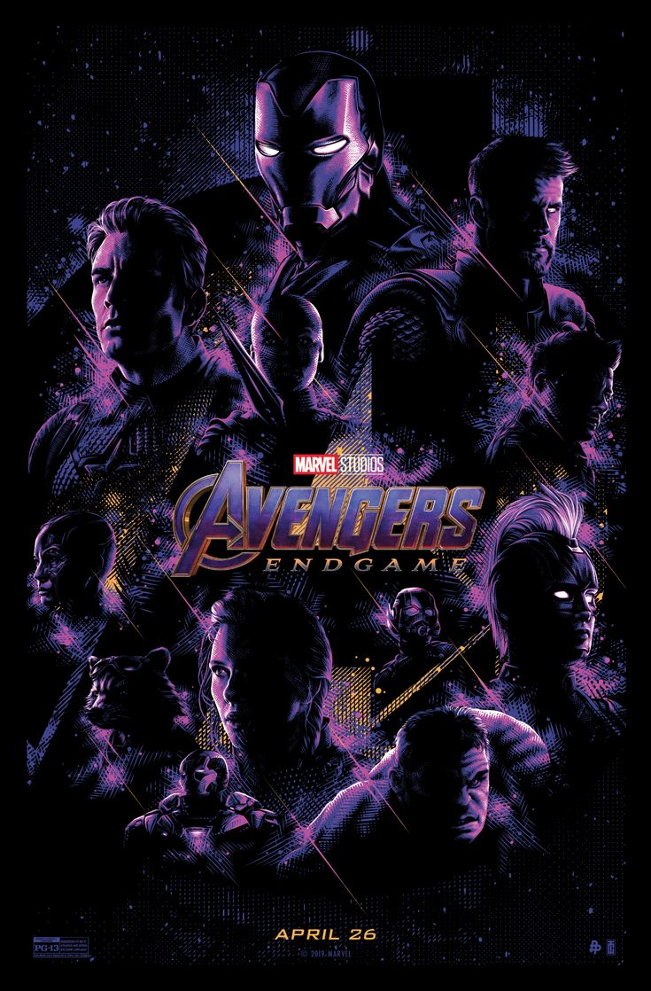 Take a look at this Marvel Studios' #AvengersEndgame- inspired poster from artis…