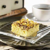 Java-Spiked Walnut Coffee Cake