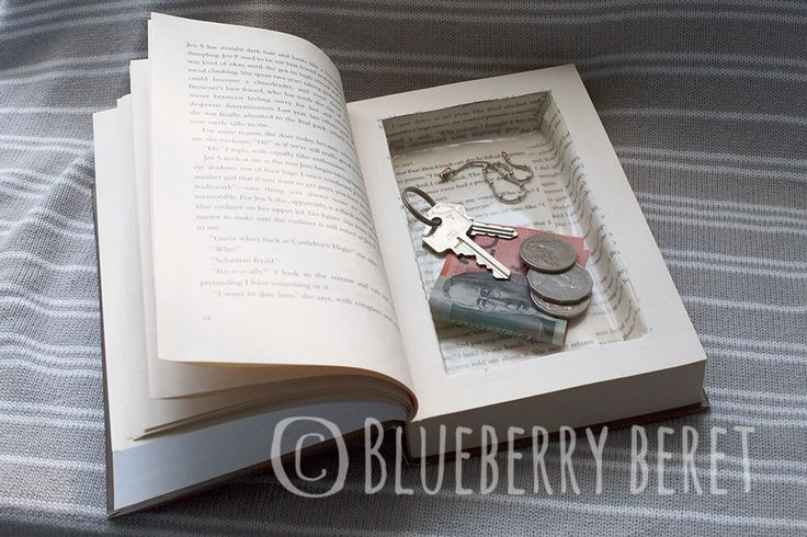 Handcut Book Safe  **Listing is for 1x Book Safe  The Carrie Diaries  only**  **Please remembe...   https://nemb.ly/p/4yOdDYgU_ Happily published via Nembol