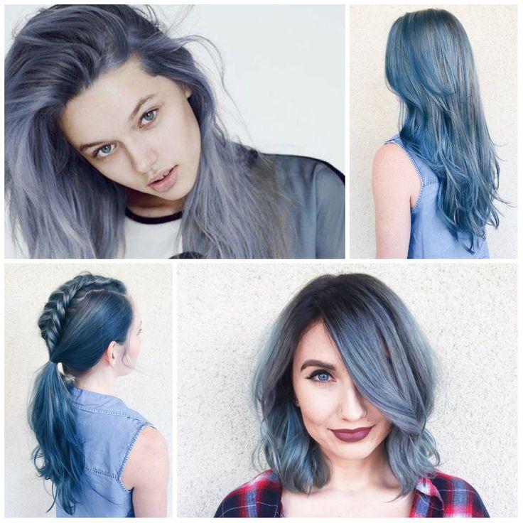 denim hair colors 2017