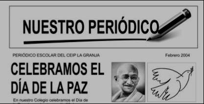 El periódico escolar según FREINET. Colectivo Freinet de Canarias. Movimiento Cooperativo de Escuela Popular.