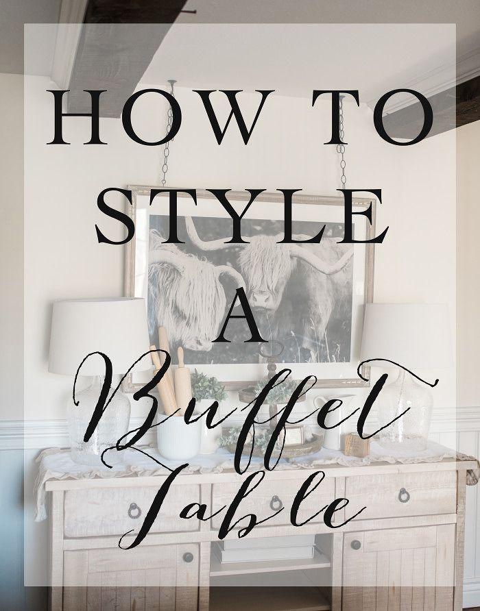 best 20 dining buffet ideas on pinterest. Black Bedroom Furniture Sets. Home Design Ideas