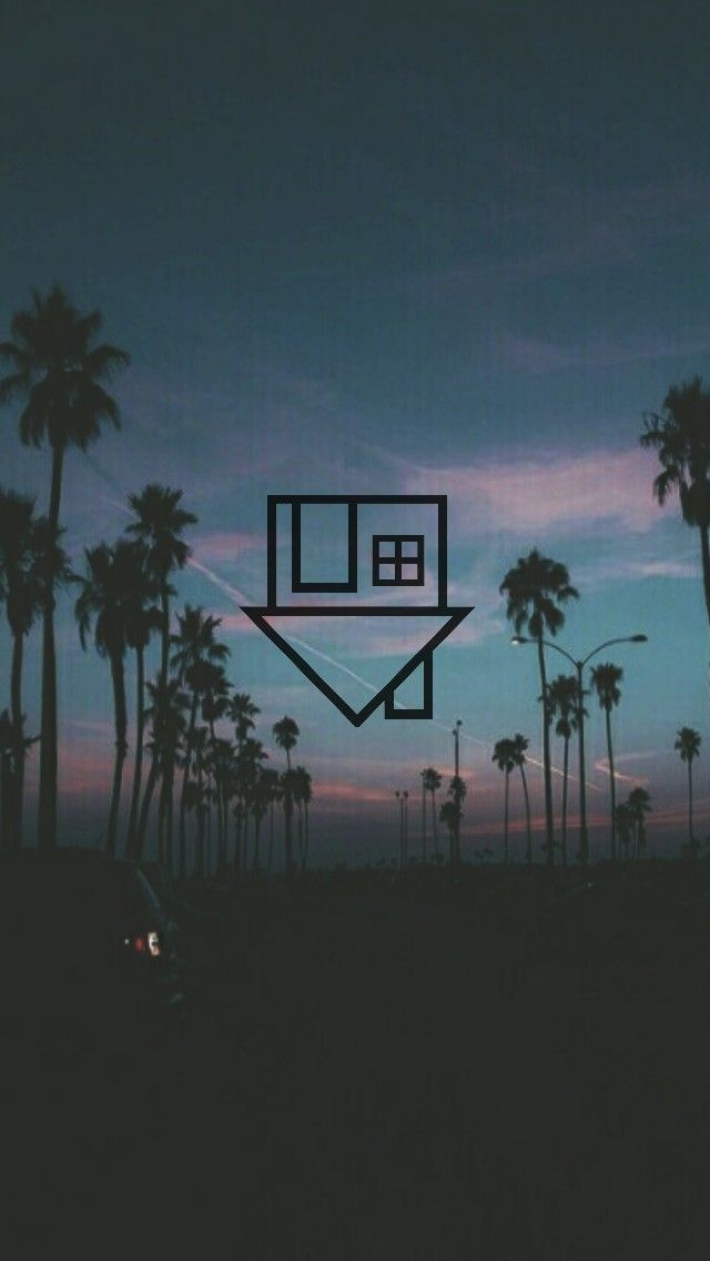 The Neighbourhood sunset lockscreens pack - Beautiful Wallpapers