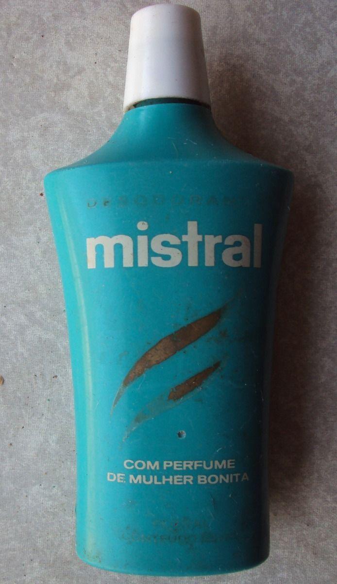 Desodorante Mistral                                                                                                                                                                                 Mais