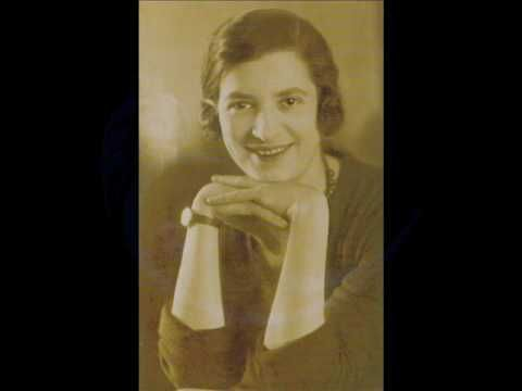 Chabrier - Marcelle Meyer (1955) Pianoworks - YouTube