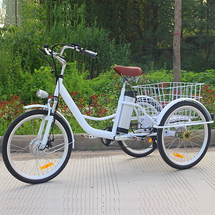 Adult tricycle is a design of a bike for the elderly, the elderly can ride adult tricycle to go shopping, fishing, exercise, and so on