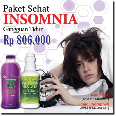 www.detoxgaleri.com/dudik - Paket Sehat Imsomnia Gangguan Tidur