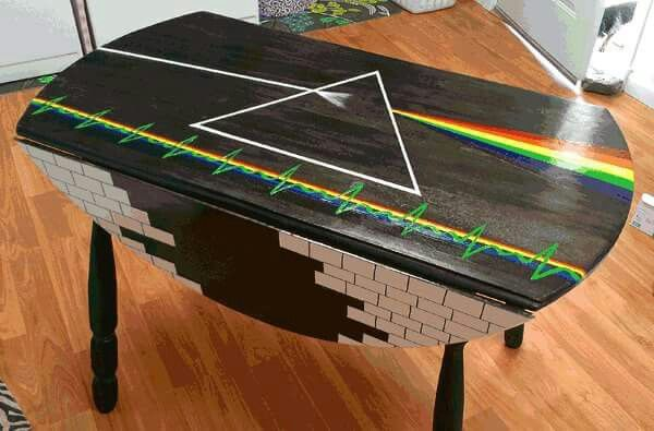 Dark Side Of The Coffee Table