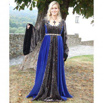 Středověké oblečení Gora