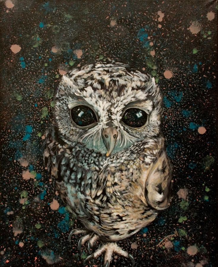 Eyes of Knowledge  40/50 cm Technique: acrylic on canvas #Cristiferkel  #oilpainting  #art  #Romaniaart #Timisoara #Astralplane #astralworld #canvas #dripping #pollok  #actionpainting #simbolism #artworks #buyingart  #modernart #EyesofKnowledge #zeus #owl #Knowledge #deept