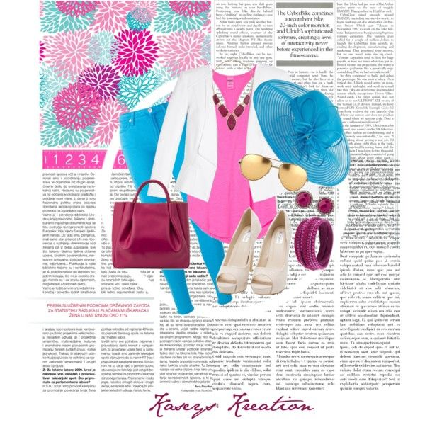 Untitled #62 by kaseydumas on Polyvore featuring polyvore, fashion, style, Victoria's Secret PINK, White House Black Market, 7 For All Mankind, Nly Shoes, Alexandra de Curtis, Swarovski, Billie & Blossom, Linda Farrow and Giovannio