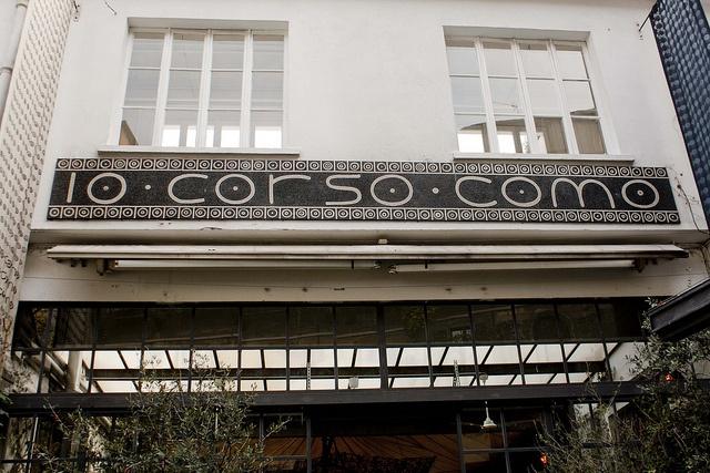 The Curly Way: MFW 2013 - Day 2: 10 corso Como, Milano