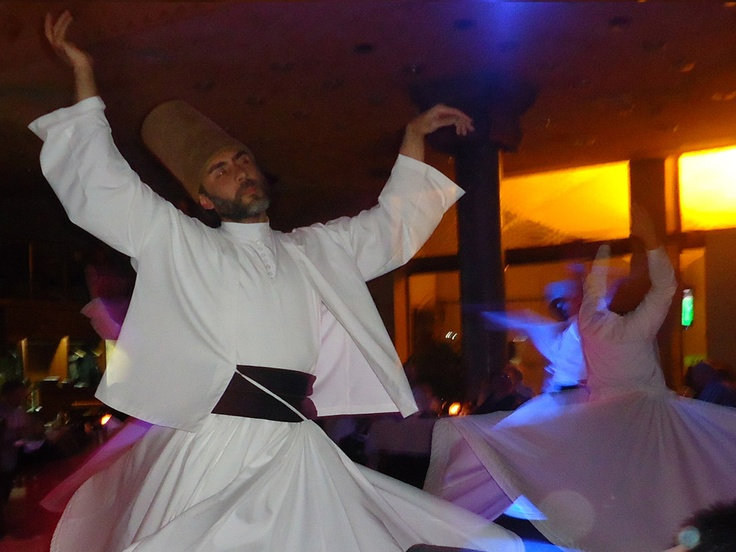 Dervishes Ceremony - Istanbul