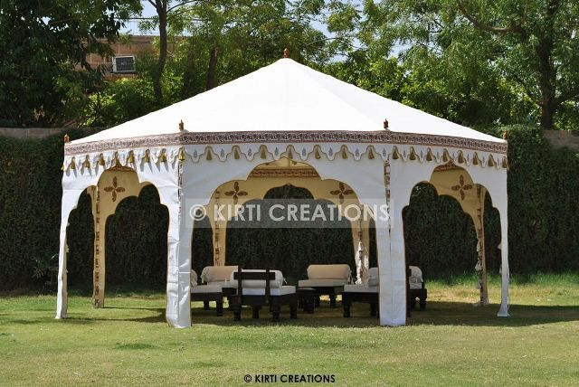 Outer Wedding Tent................ http://www.mughaltents.com/blog/outer-wedding-tent/