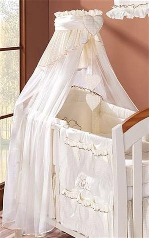 Luxury Baby Canopy Drape Holder For