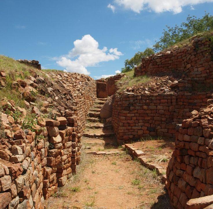 Great Ruins of Zimbabwe #greatruinsofzimbabwe