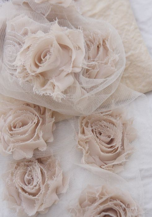 ruban roses  .