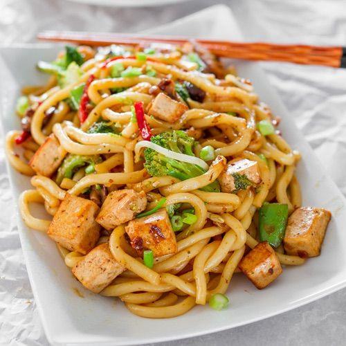 Image via We Heart It #eat #food #heart #japanese #noodles #udon #yummy