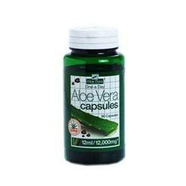 Aloe Pura Aloe Vera One A Day 90 Capsules