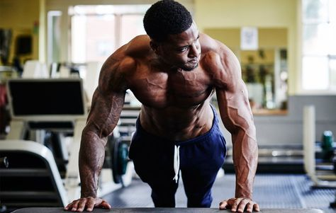 6 Exercises for the TOTAL-Body MUSCLE Tremor: 1) Goblet Drop Squat 2) Changing-Grip PushUp 3 + 4) Reverse Lunge DumbBell Transfer to Legs + Hips 5) Row Morning 6) Rolling Guard  {Do 3-5 Rounds for 18-30 minute Routine that SHREDS Fat + Leaves EVERY Muscle Shaking