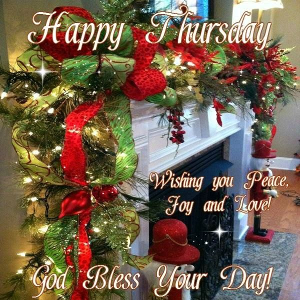 Thursday And Change Blessings