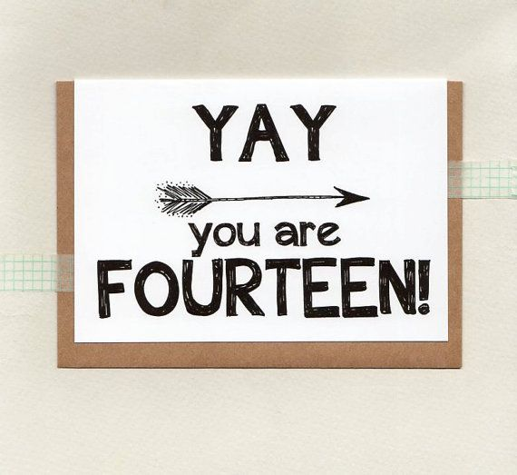 YAY you are FOURTEEN or choose another age . by ThePaisleyFive