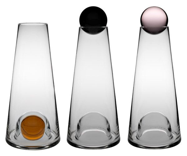 Beautiful Modern Decanter - use for wine, water, or a flower vase!
