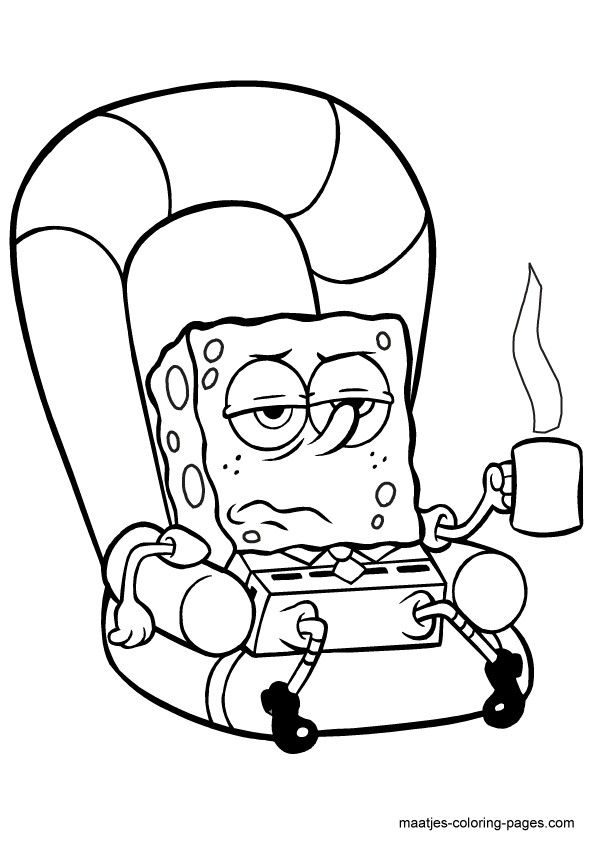 SpongeBob SquarePants Tv Cartoon