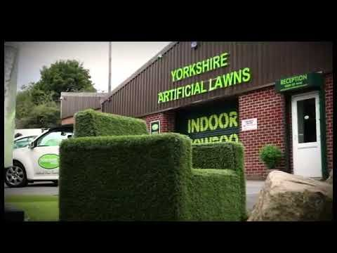 We are West Yorkshire Artificial Lawns! - YouTube