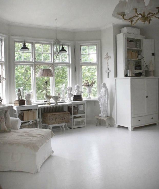 the 25+ best ideas about weiße möbel on pinterest ... - Vintage Schlafzimmer Einrichten Verspielte Blumenmuster Als Akzent