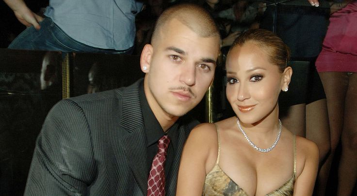 Speed Read: Rob Kardashian Breaks His Silence Over Adrienne Bailon #prom #necklace