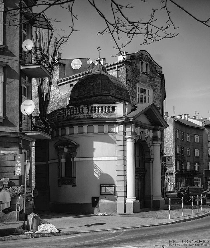 Pictografio: Chapel in Dębniki