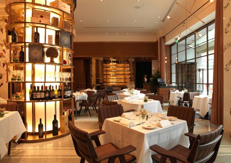 Top Dining Spots on Regent Street, @Frescobaldi_uk.