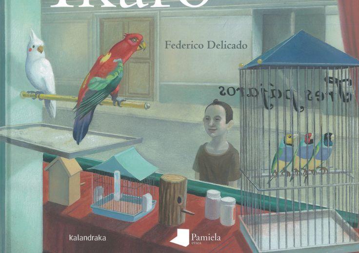 Federico Delicado: Ikaro (Pamiela)