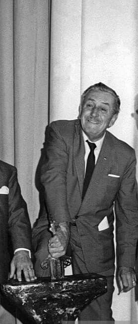 Walt Disney Attempting To Pull The Sword In The Stone!