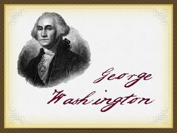 George Washington*John Adams*Thomas Jefferson*James Madison*James Monroe Engage your students in learning about the life and legacy of each of the first five presidents! This package deal includes a Keynote / PowerPoint presentation on each president as well as a set of graphic organizers to scaffold students' note-taking.