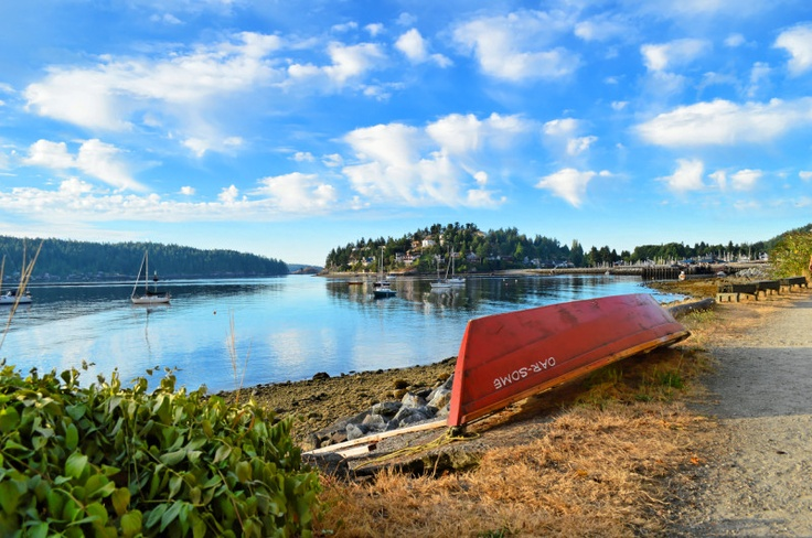Gibsons, Sunshine Coast, Howe Sound, British Columbia, Canada