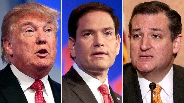 Poll: Trump loses head-to-head vs. both Cruz, Rubio http://thehill.com/blogs/ballot-box/272170-poll-trump-loses-head-to-head-vs-cruz-rubio#.VuHf90mydM4.twitter #TedCruz2016 #NeverTrump #CCOT #TeaParty