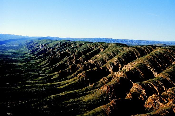 MacDonnell Ranges - Alice Springs. The HEART of Australia!