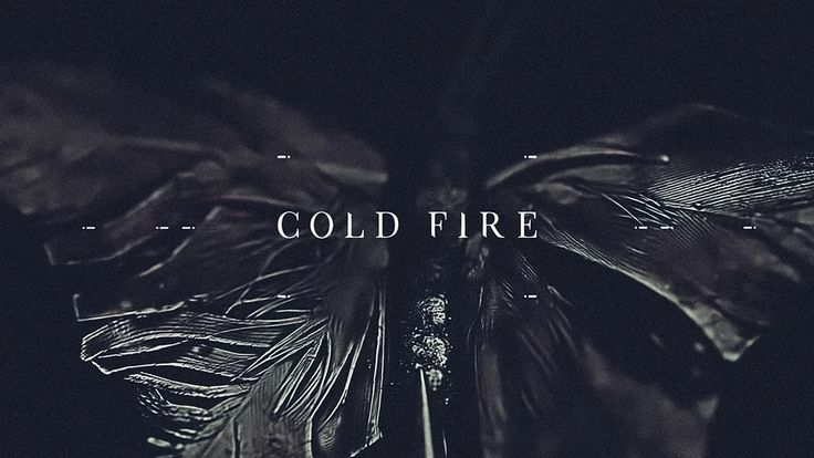 Cold Fire - opening credit on Vimeo