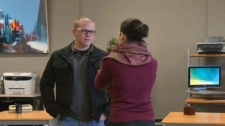 A Calgary man is connecting needy charities with donors and is our CTV Calgary Inspiring Albertan.  When Cenovus Energy moved into The Bow building it was looking for a way to repurpose its old furniture.  The company called Robb Price at Deliver Good to help out.  Read more: http://calgary.ctvnews.ca/matchmaker-connects-givers-and-receivers-1.1292495#ixzz2U3q1TNSh