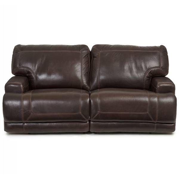 Crown walnut sofa simon li star furniture houston for Furniture 77092