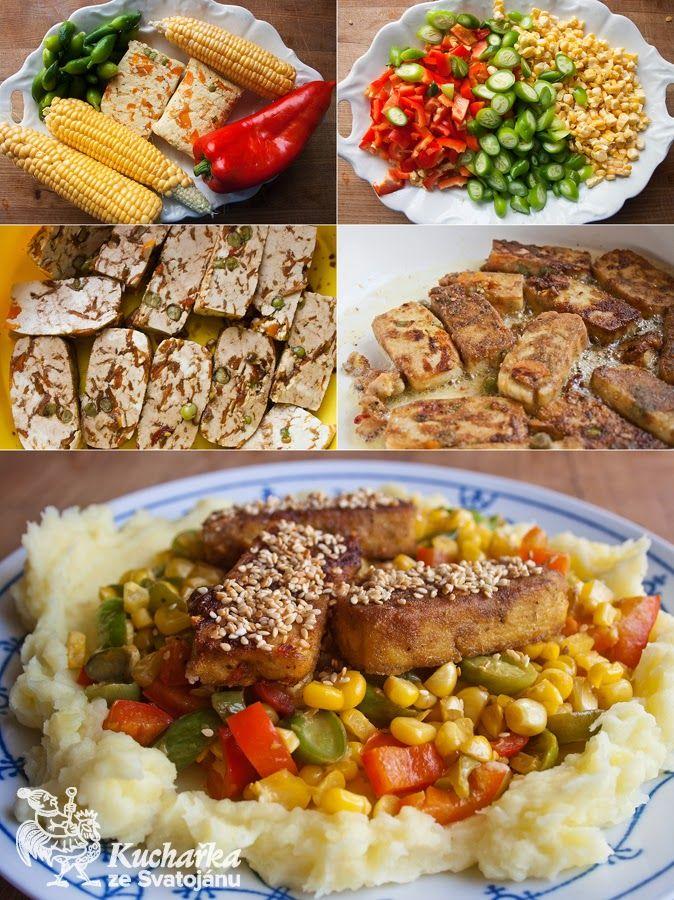 Kuchařka ze Svatojánu: Barevné tofu