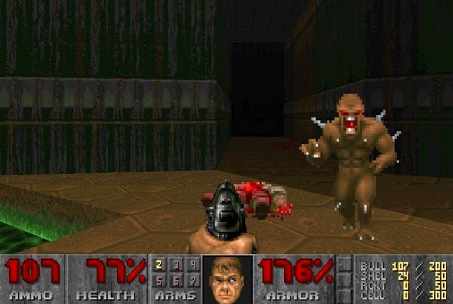 There's a lot more to the iconic first-person shooter game 'Doom' than meets the eye.