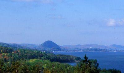 La Baie des Chaleurs, Quebec