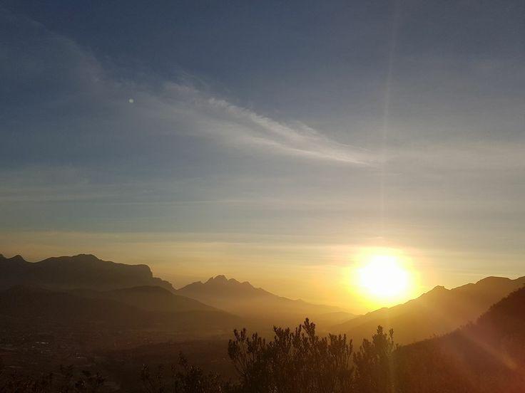 Overberg Western Cape SA